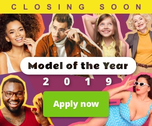 Model of the Year 2019 Closing Soon