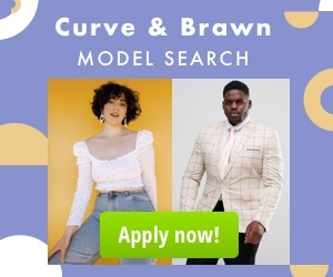 Curve + Brawn Model Search 2019 Apply Now