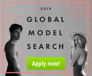 Global Model Search 2019 Apply Now