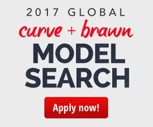 Curve Brawn Model Search 2017