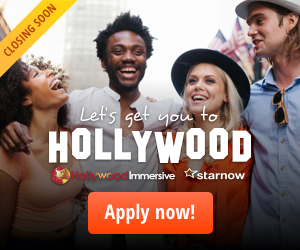 Hollywood Immersive Closing Soon