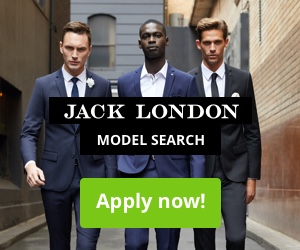 Jack London Model Search 2020 Apply Now