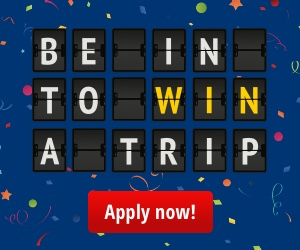 Be in to Win a Trip!