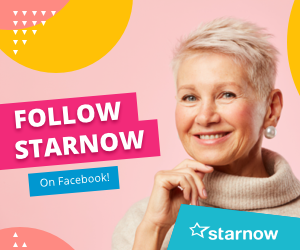 Follow StarNow on Facebook