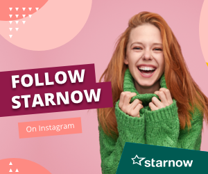 Follow StarNow on Instagram