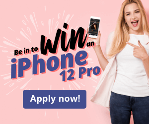 Win an iPhone Apply Now AU
