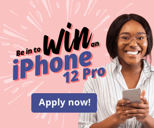 Win an iPhone Apply Now UK