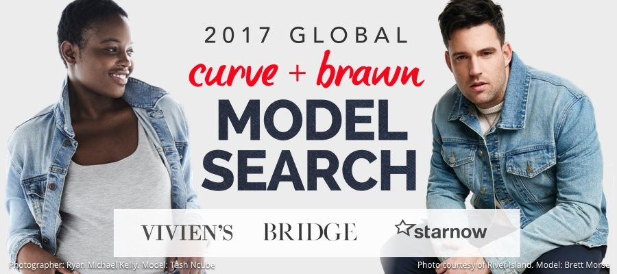 Announcement - Curve + Brawn Model Search winners are here!