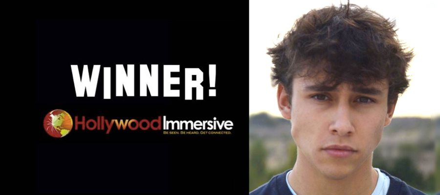 Winner announcement! Hollywood Immersive October 2017